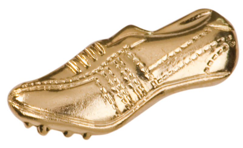 Track and Field Shoe Chenille Sport Pin