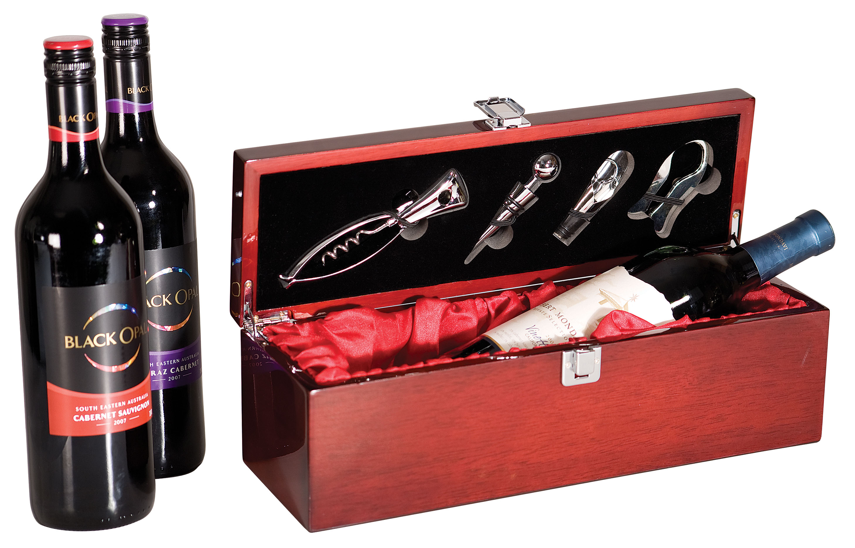 Rosewood Wine Box