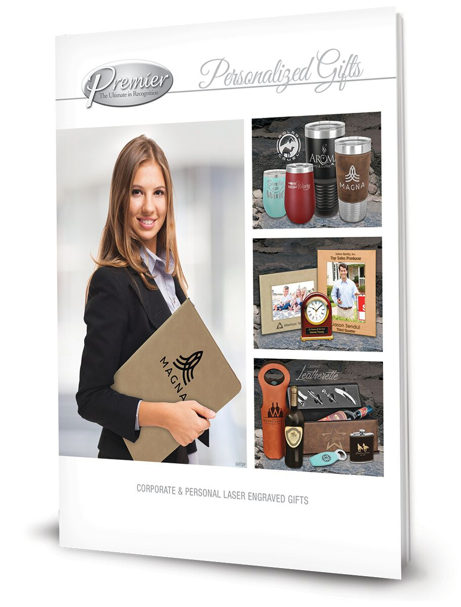 2020 Premier Personalized Gift Catalog