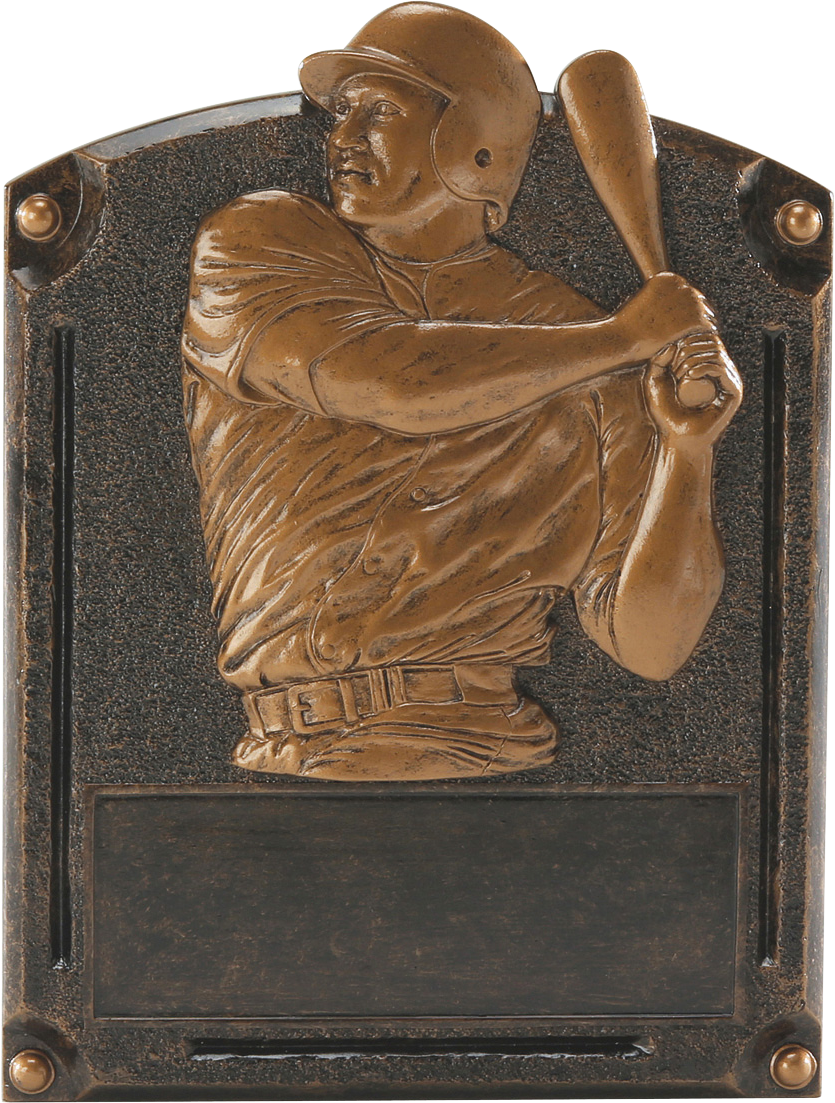Baseball Legends Resin Trophy