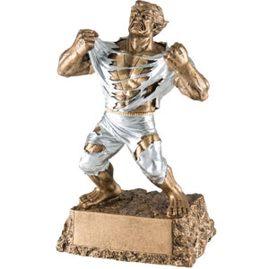 Personalized Victory Generic Monster Resin Trophy